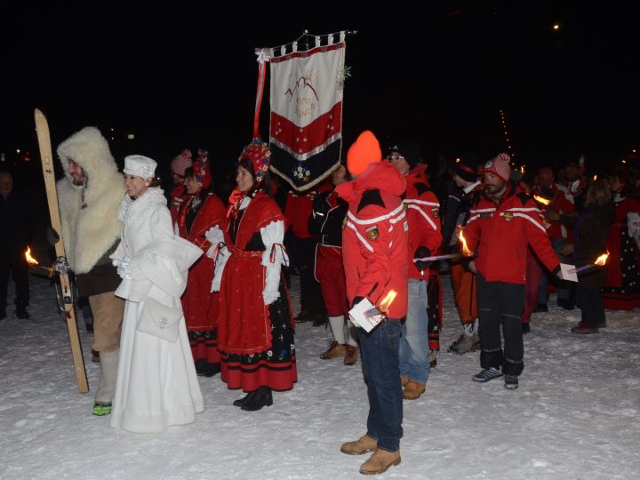 Celebrating the White Dame and Cervinia