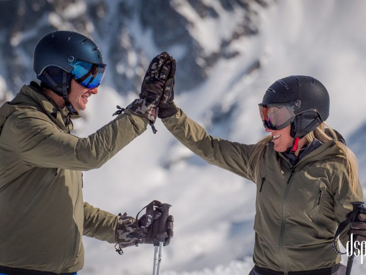 Ski season is here!