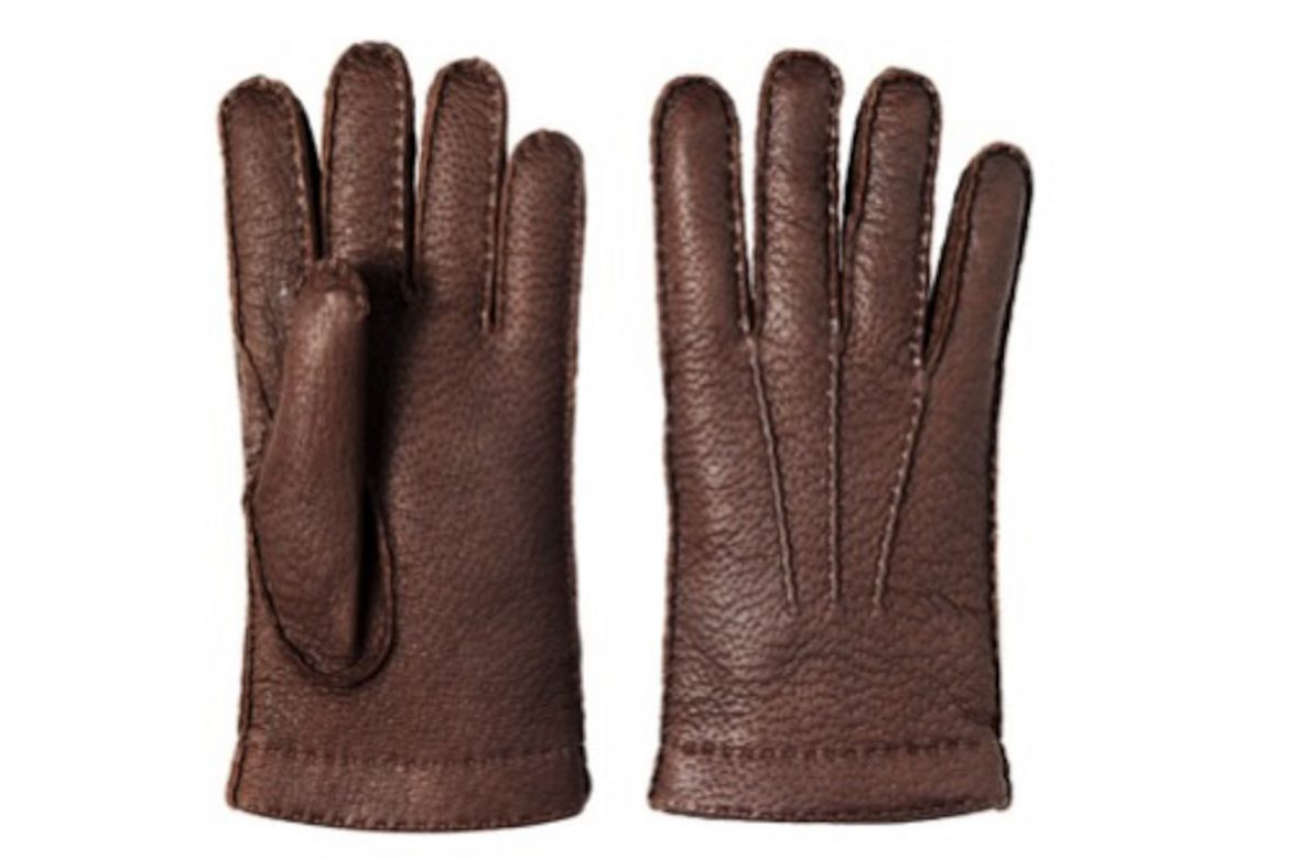 Coat gloves