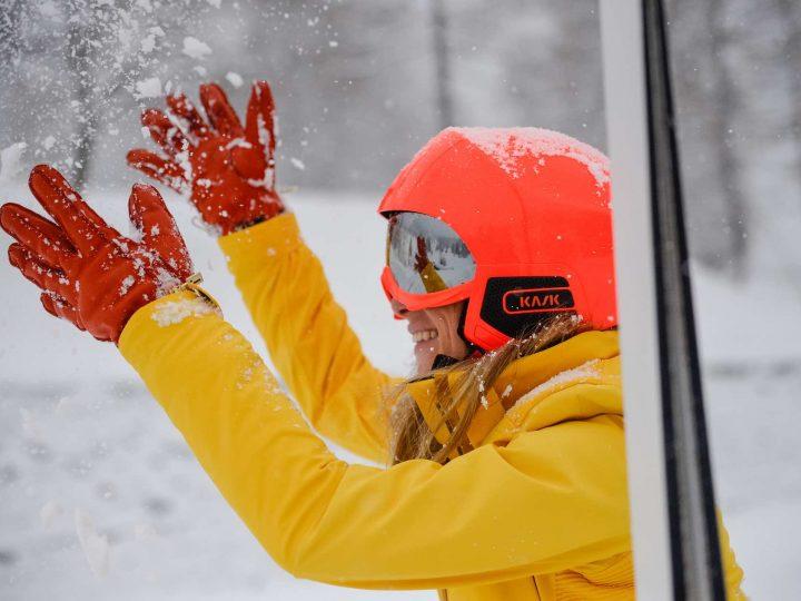 La neve è tornata sulle Alpi!